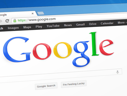 Google Suchmaschine